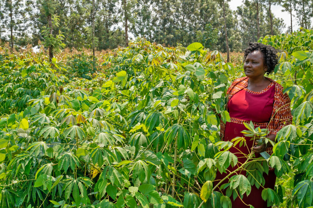 Beatrice Wamalwa från Kenya. Fotograf Onyango Ayany.